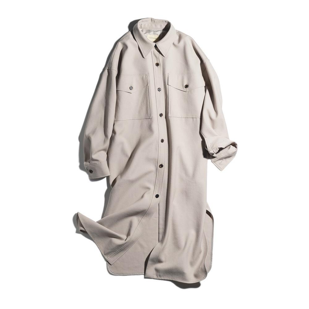 ファッション カレンソロジーのロングジャケット