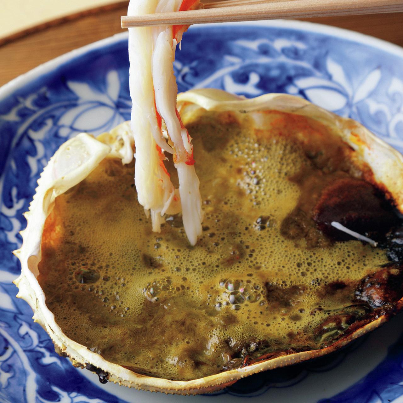 京の冬の美味。松葉ガニ&すっぽん料理の名店 五選_1_1-4