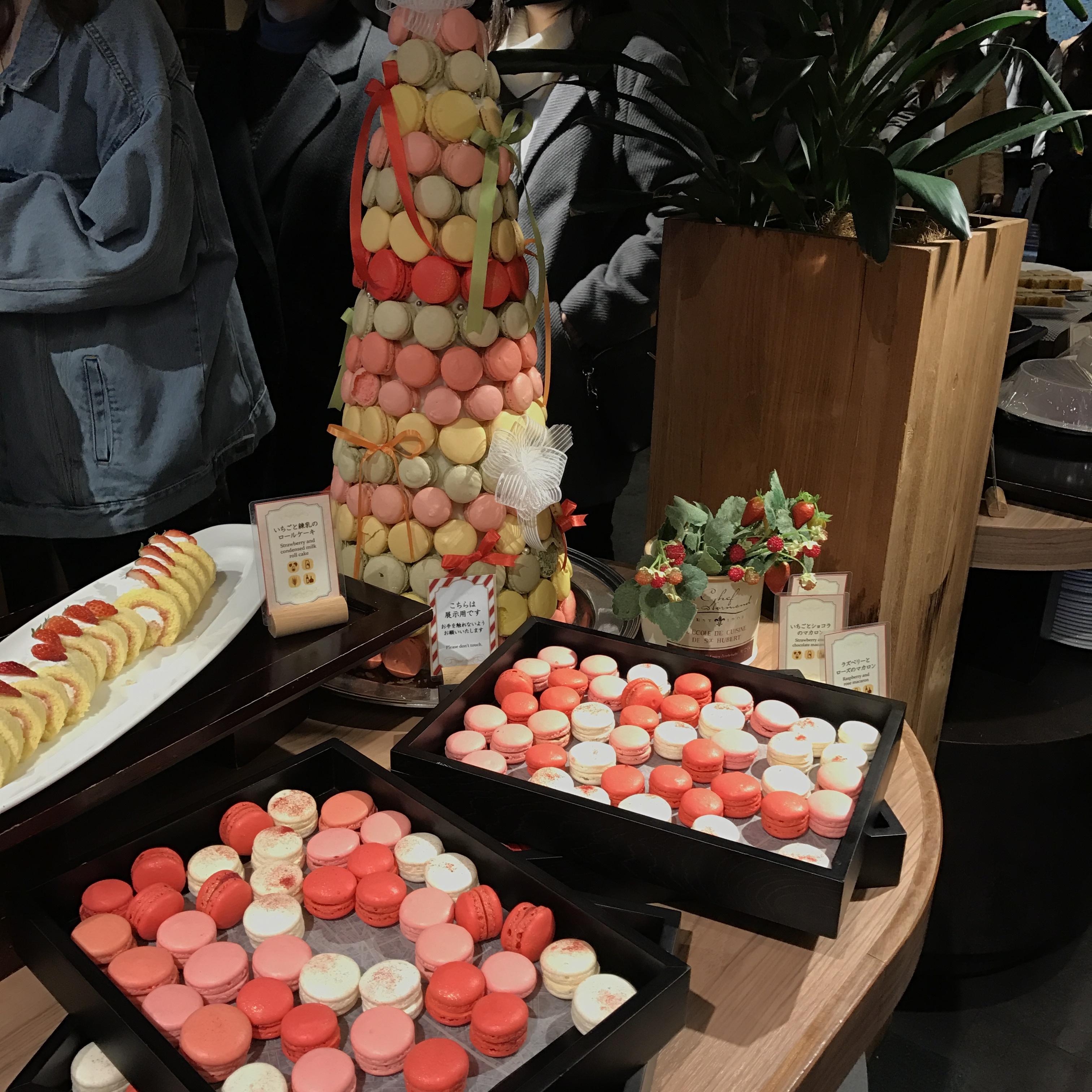 スイーツ好き必見!京都タワーホテル Berry sweets buffet ♡_1_4