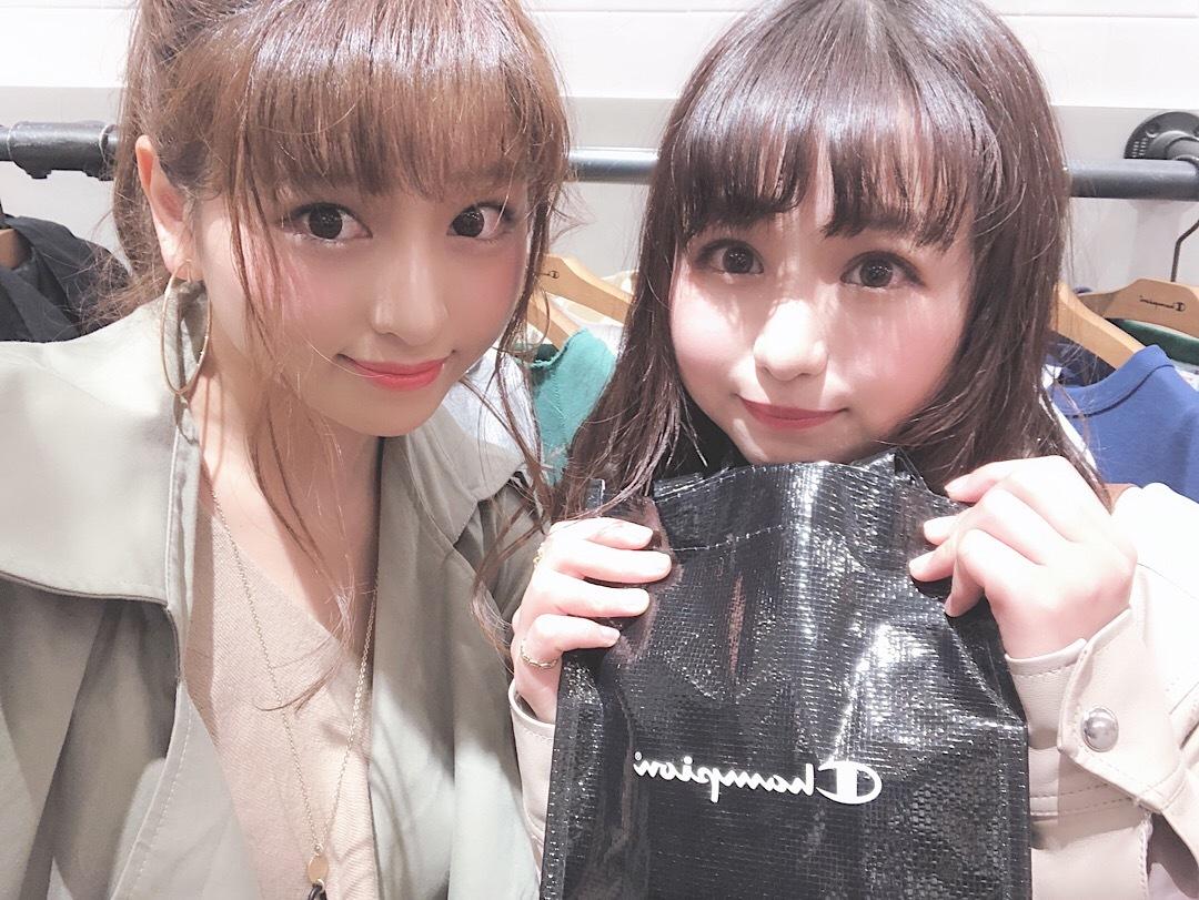 江野沢愛美×Champion コラボイベントに行ってきました!!_1_8