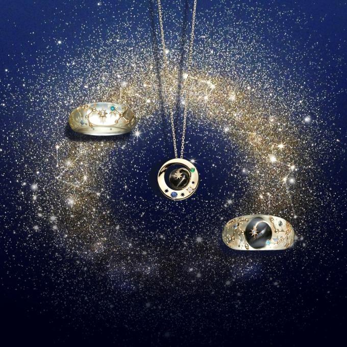 夜空に輝く星座をイメージ。スタージュエリーから限定アイテムが登場_1_1