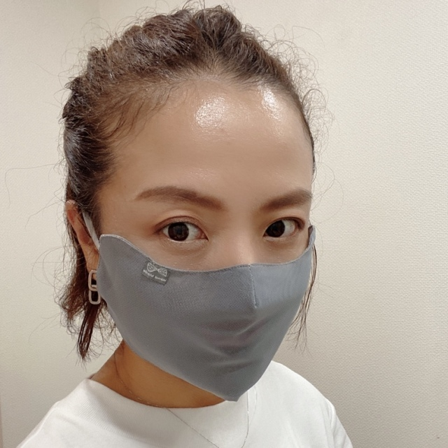 マスク生活を楽しむ!UV対策&マスクコーデ♪_1_2