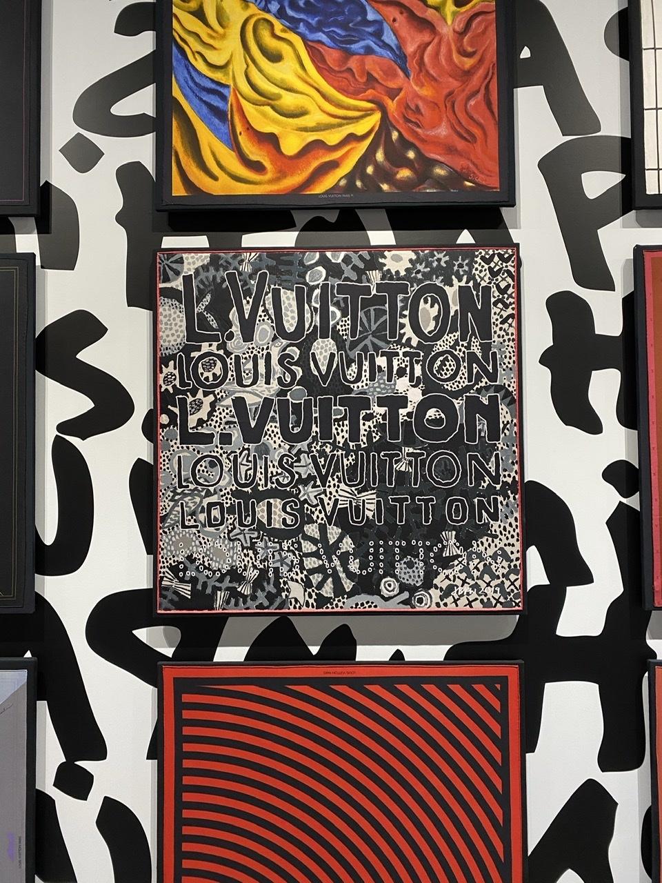 ルイ•ヴィトン、エキシビション「LOUIS VUITTON &」へ_1_4-1