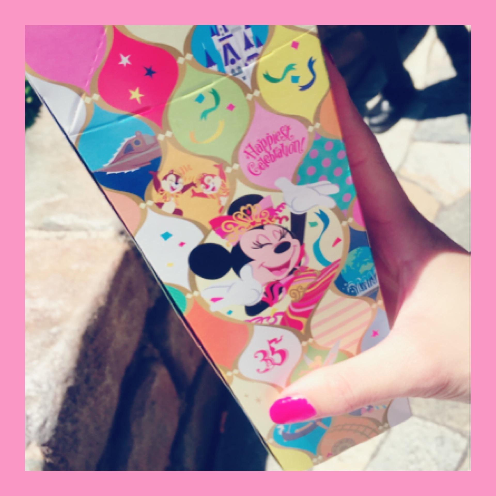 Tokyo Disneyland《 35 Happiest Gelebration! 》スペシャルフード編♫_1_2-2