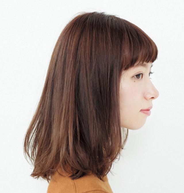 2017年春の最旬ヘアはこれ!大人気「ロブ」4スタイル☆_1_2-1