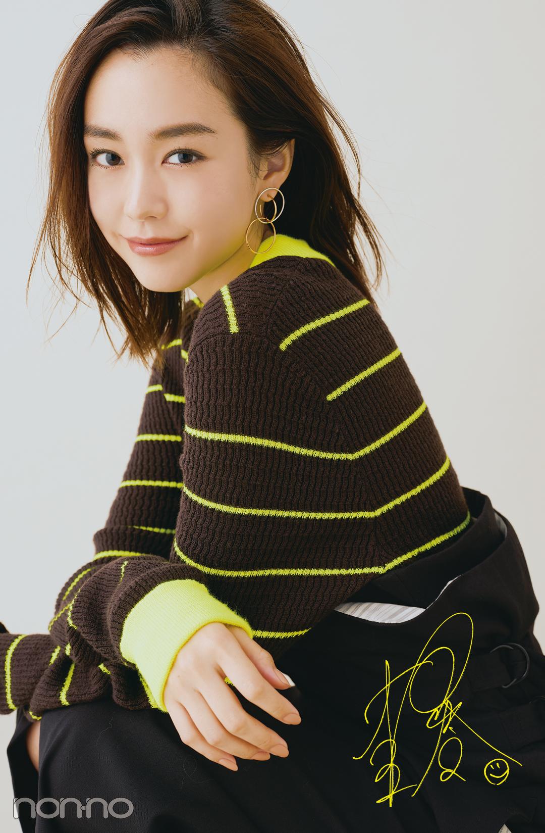 桐谷美玲さんインタビュー★ 20歳でやっておいたほうがいいコトって?_1_2