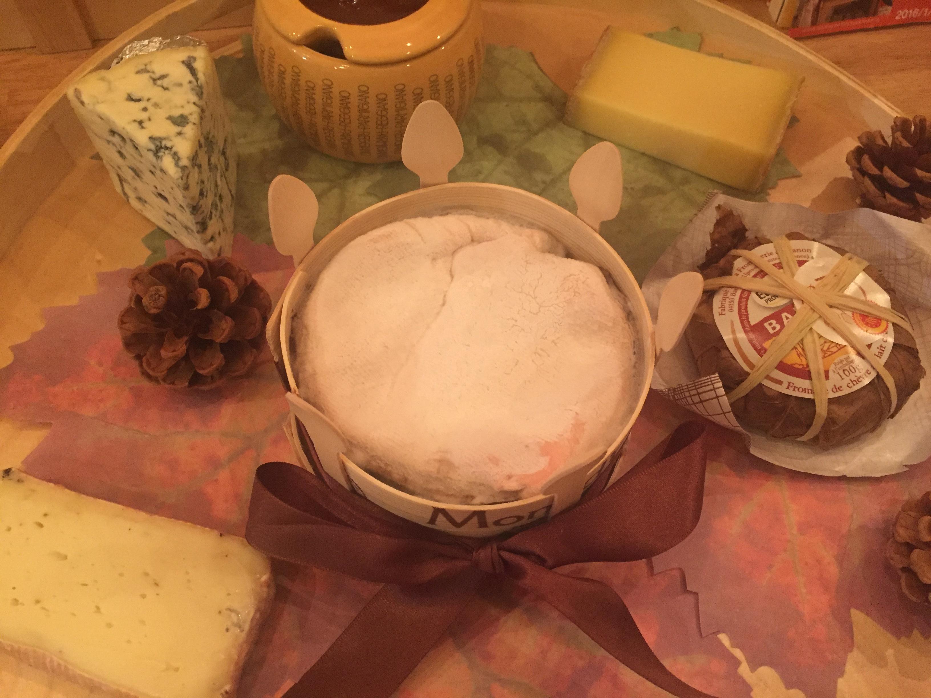 トロットロ!季節限定チーズ『モンドール』をちょっとおめかし♡_1_2