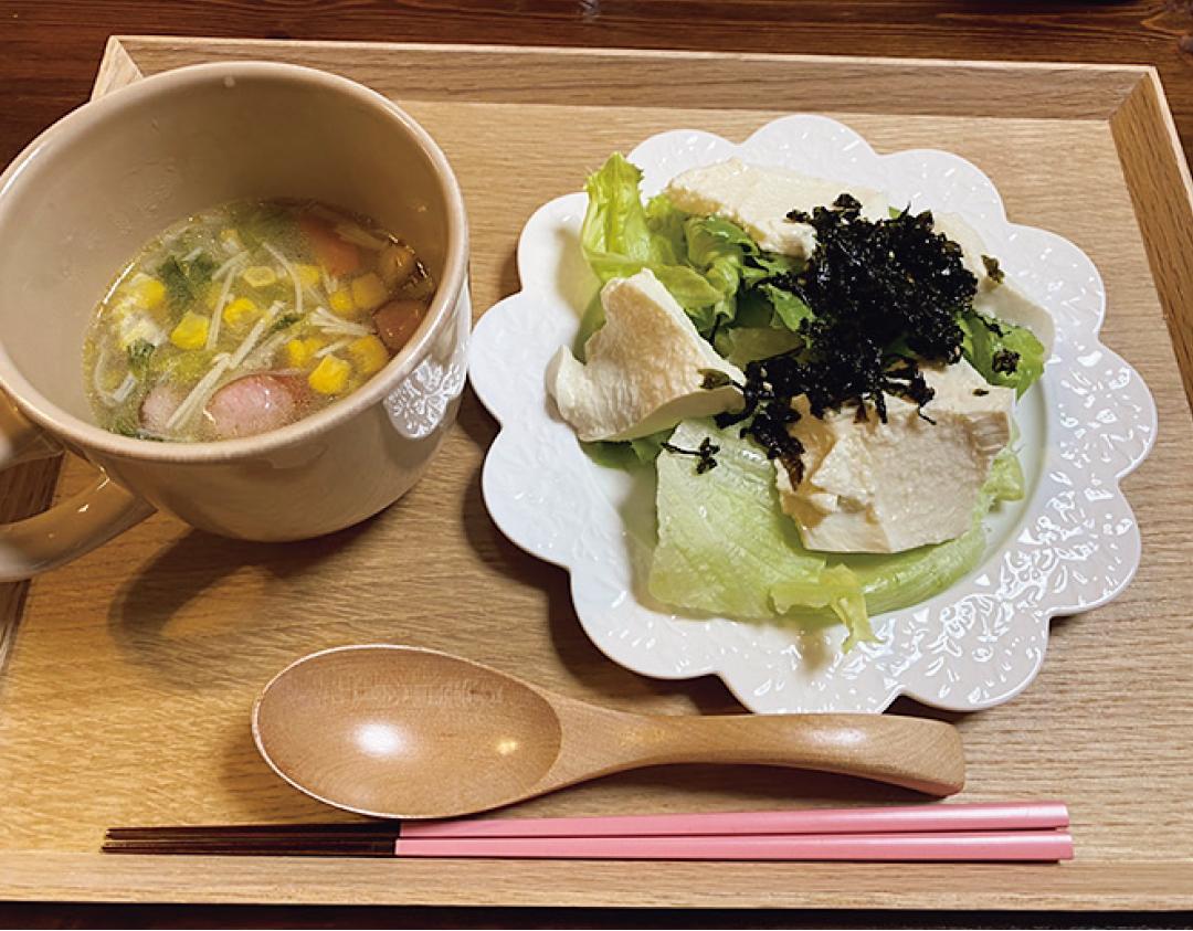 ダイエット中のWhat I ate in a day 【vol.1】【カワイイ選抜】_1_7