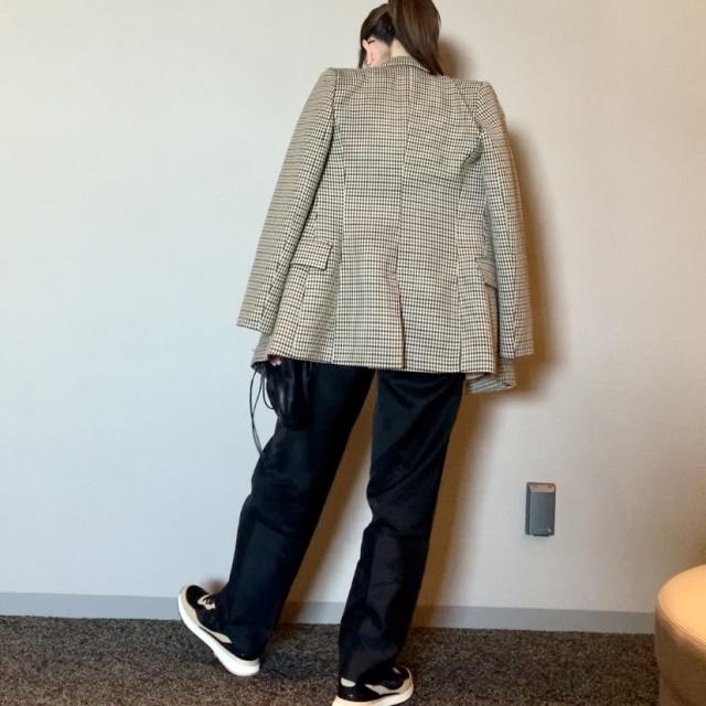 ザ・日本人体型でもワイドパンツは履ける_1_3