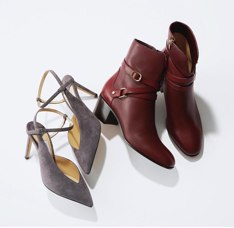 ファッション ジミー チュウのブーツとパンプス