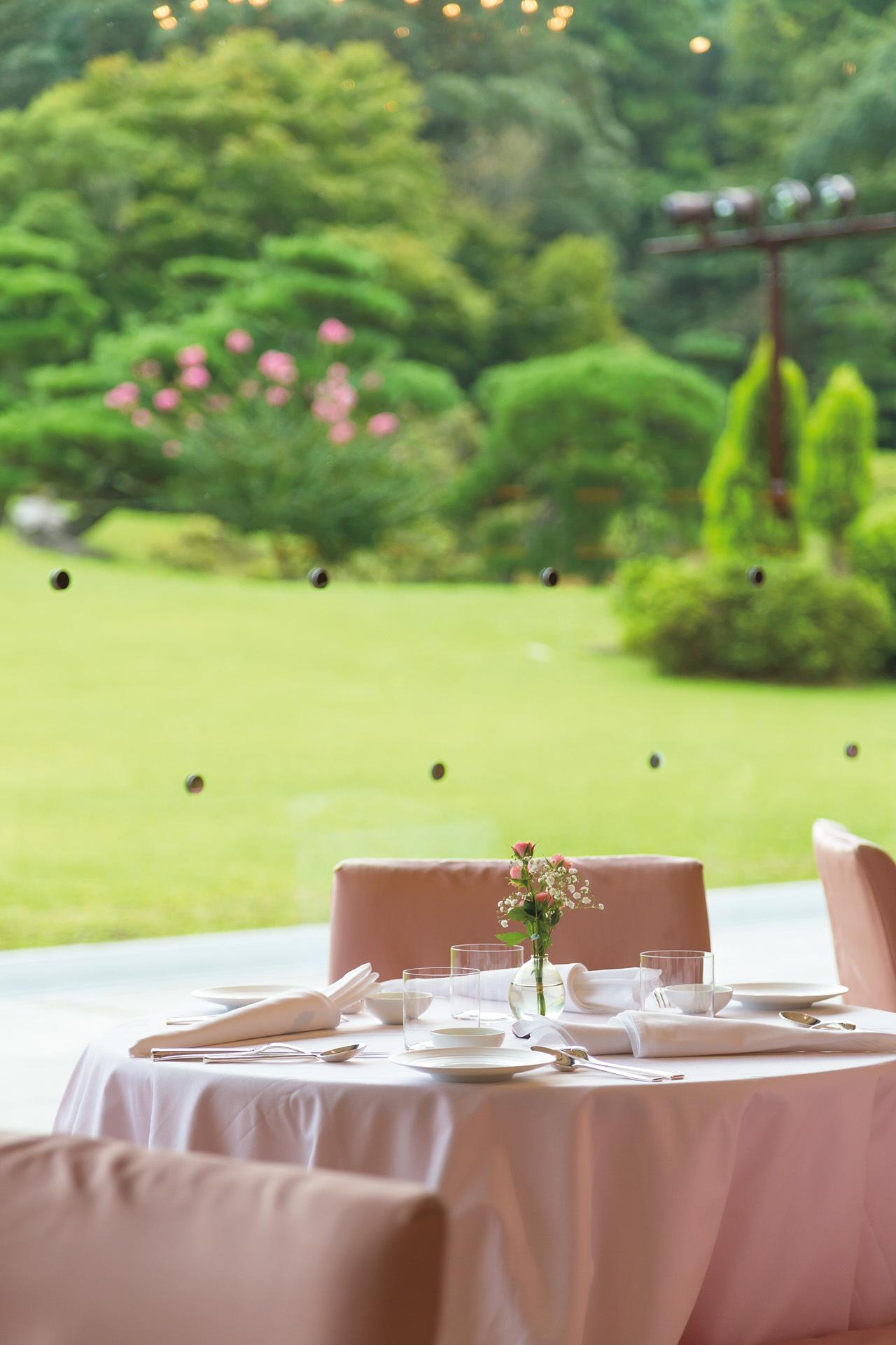 瀟洒(しょうしゃ)な空間、景観とともに楽しむ地場の食材凝縮のイタリアン リストランテ オルケストラータ_1_3