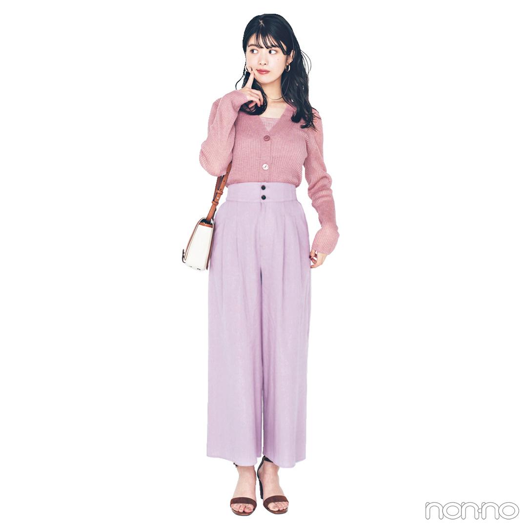 新木優子は黒のオールインワンでちょっぴりモードな夏コーデ【毎日コーデ】_1_2-1
