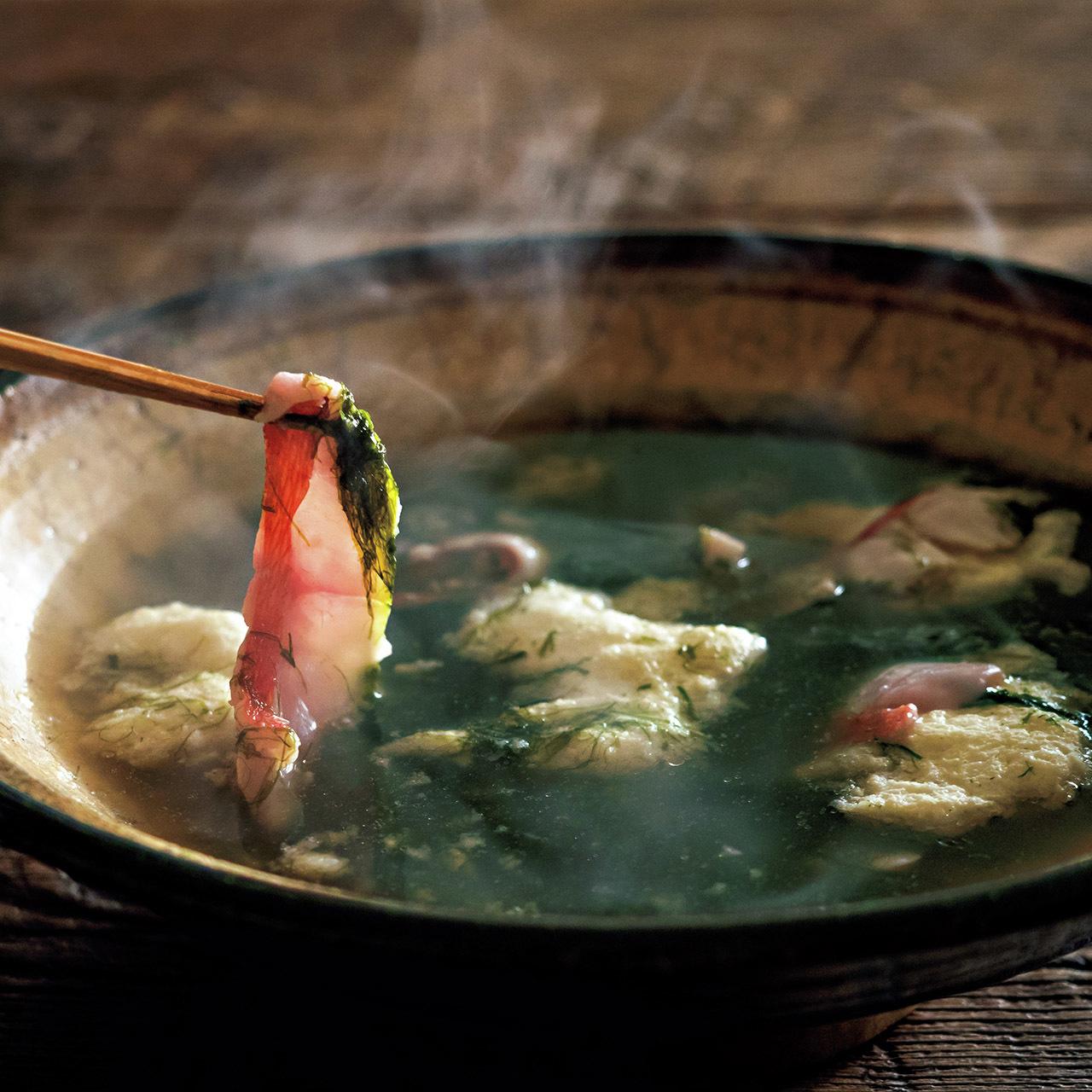 料理家・冷水希三子さんの〝香り豊かな、和み鍋〟 五選_1_1-3