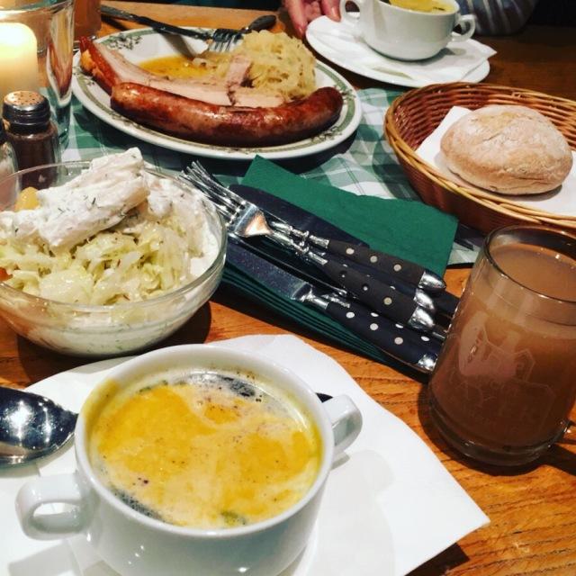 10月はパンプキンも旬!かぼちゃのクリームスープも美味しい!