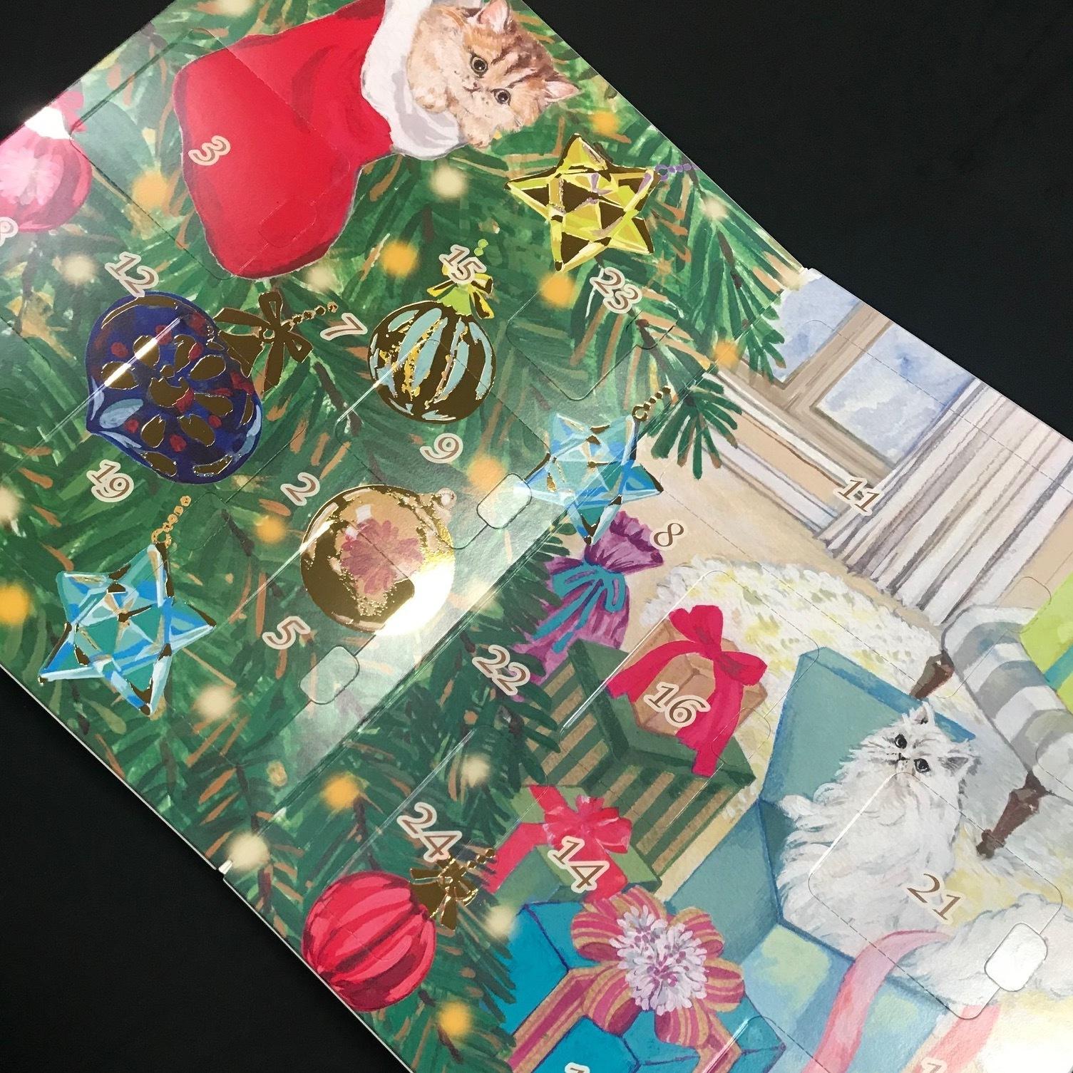 ポール & ジョー ボーテのクリスマスコフレがニャンとも可愛すぎ!