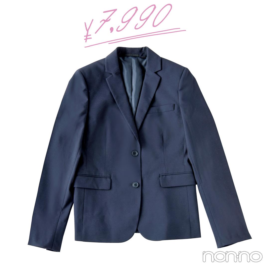 【オフィスコーデ初心者】ユニクロのコスパジャケットが超有能って知ってた?_1_3