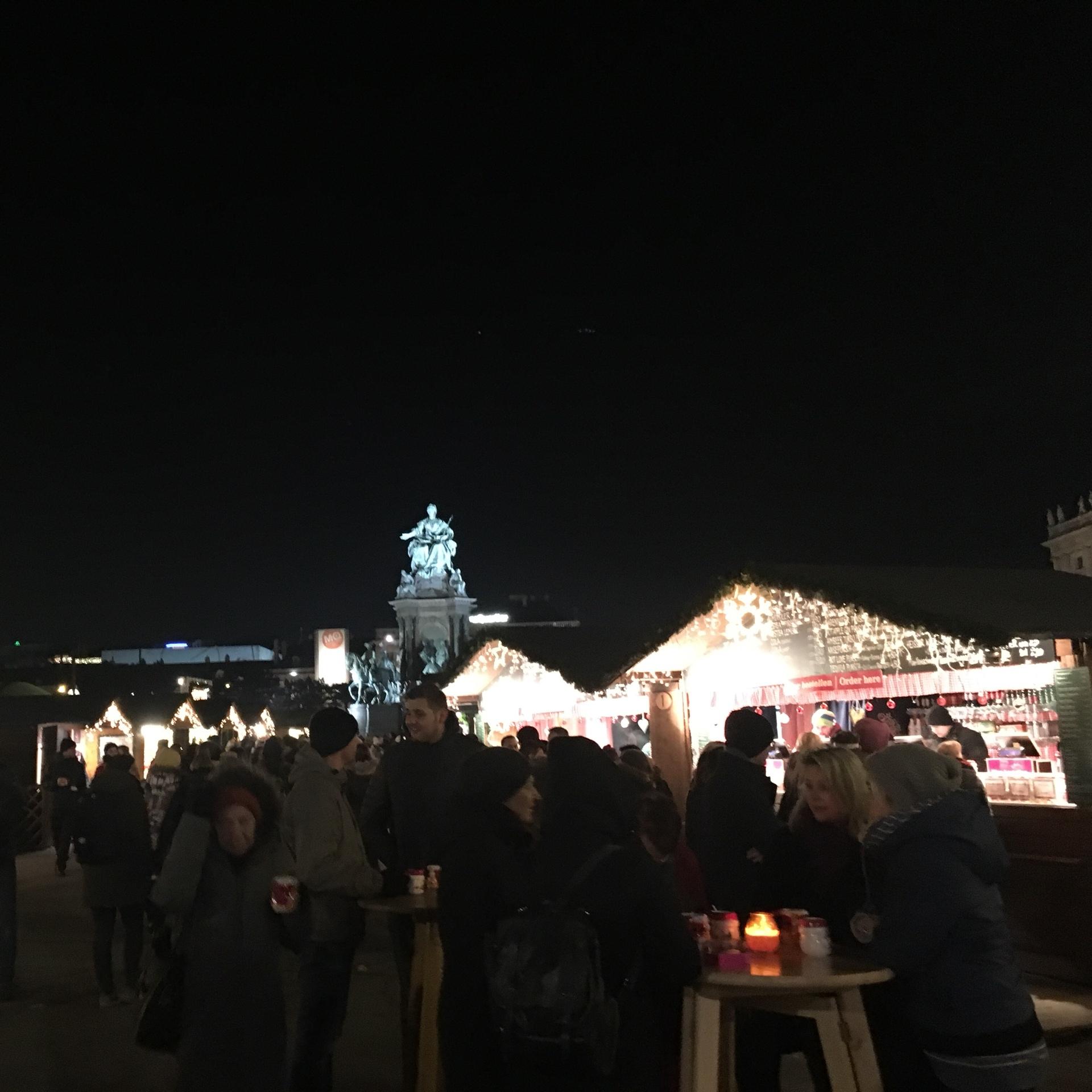 ご近所のクリスマスマーケット☆_1_1