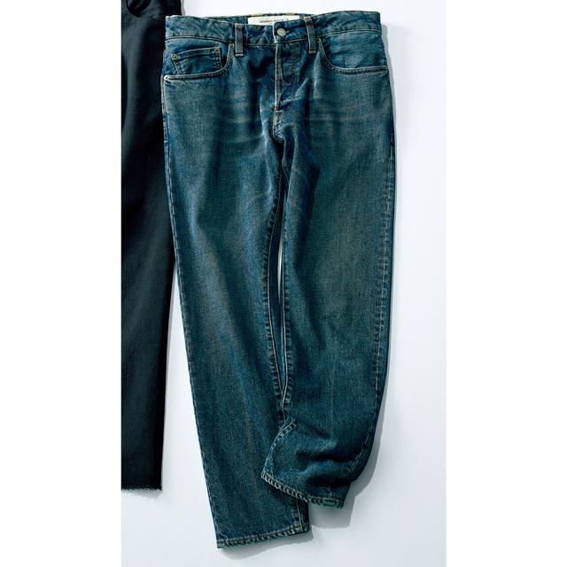 50代が履きたい人気ブランドの『最新デニム』