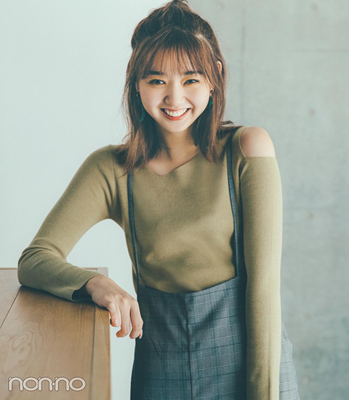 2019秋冬トレンド★ 色っぽ&モードなアシメニット3選!_1_5