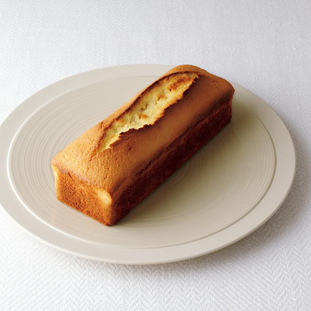手作りパウンドケーキの最高峰