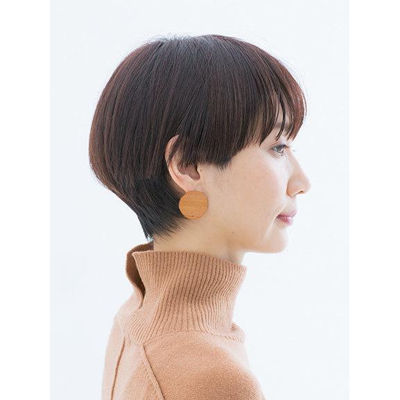 横から見た人気ショートヘアスタイル1位の髪型