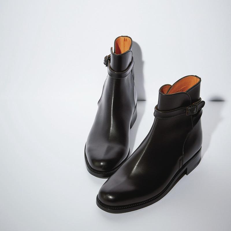 ファッション ジェイエムウエストンのジョッパーブーツ