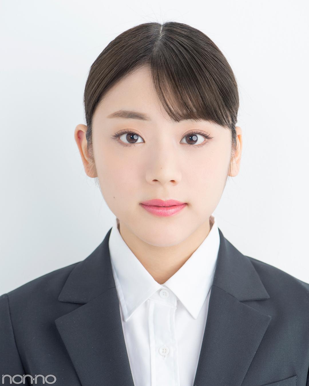 貴島明日香のブリリアージュ就活メイク