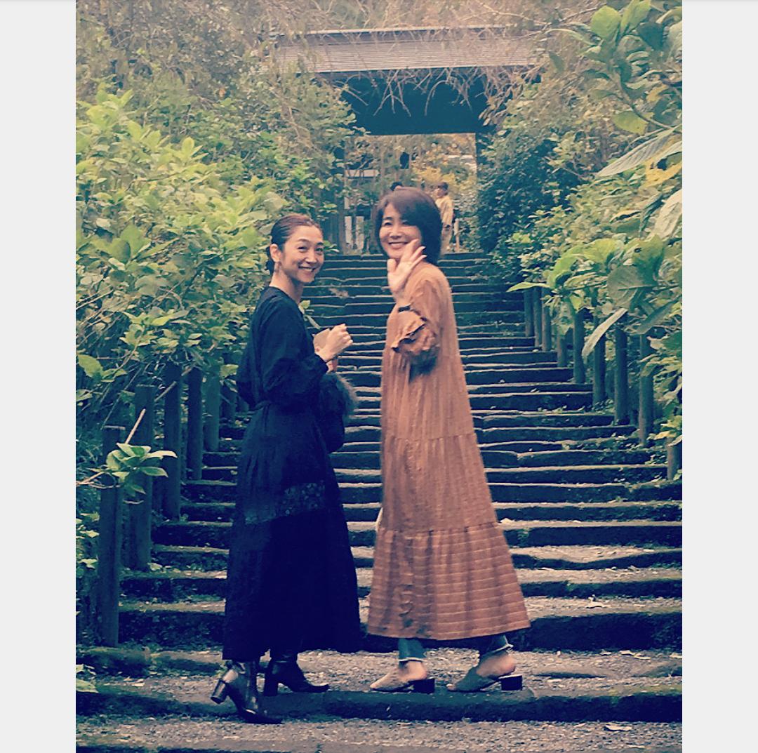 黒ワントーンで鎌倉散歩♪_1_7