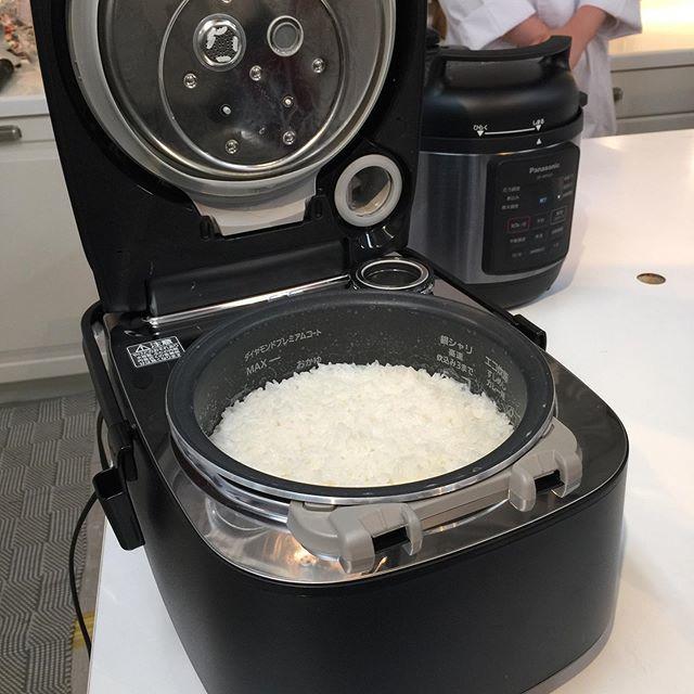 炊飯器と電気圧力なべの新製品。やりますねぇ、パナソニック!_1_2