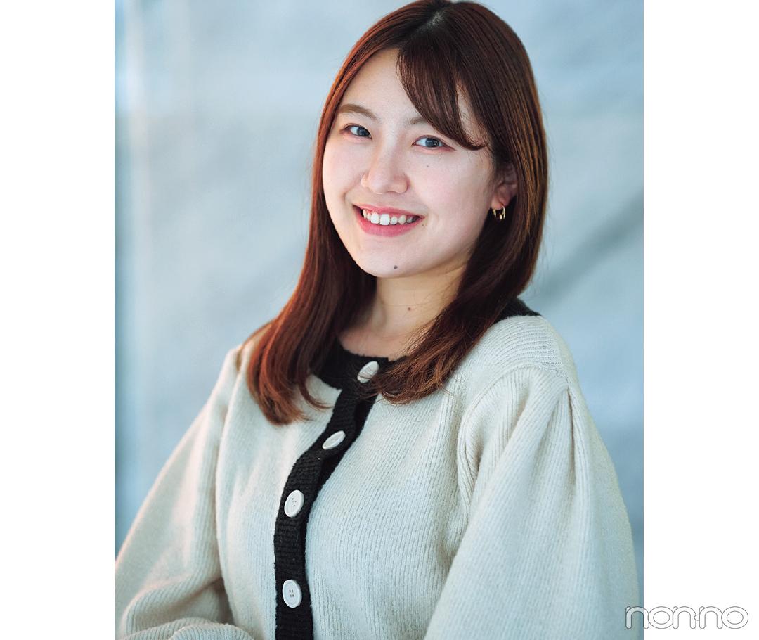ノンノ専属読者モデル Momoさん