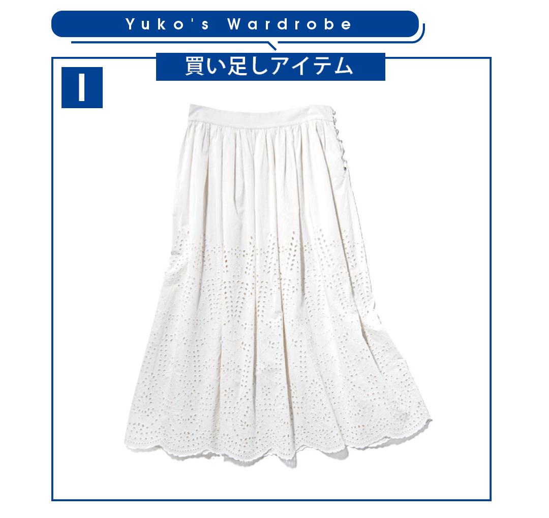 大好評第二弾★新木優子の「地味すぎた4月服に5月の買い足し」着回し6~10days!_1_3-9