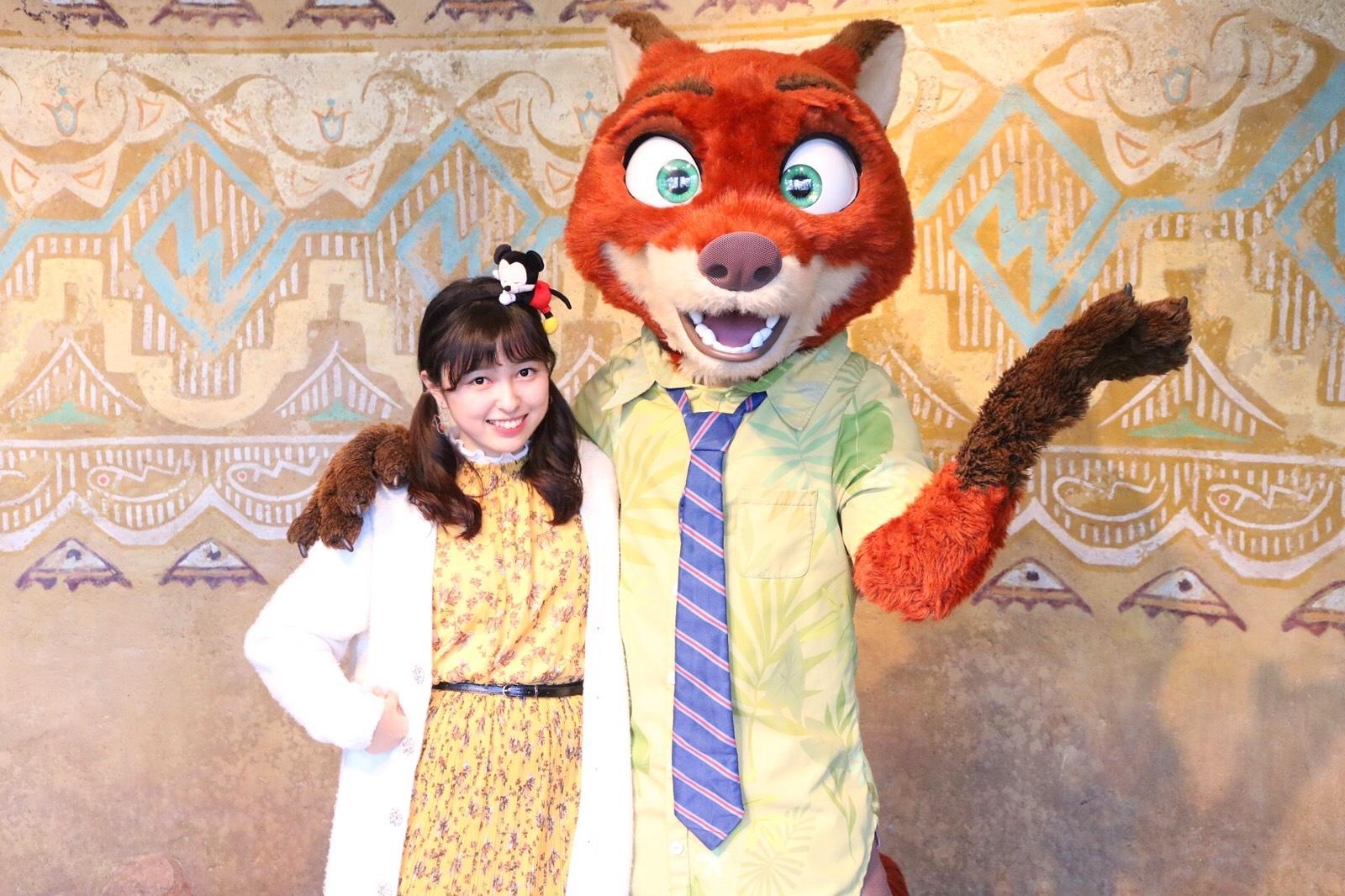 上海ディズニーランドで会えるキャラクターたちをご紹介します♡_1_5-2