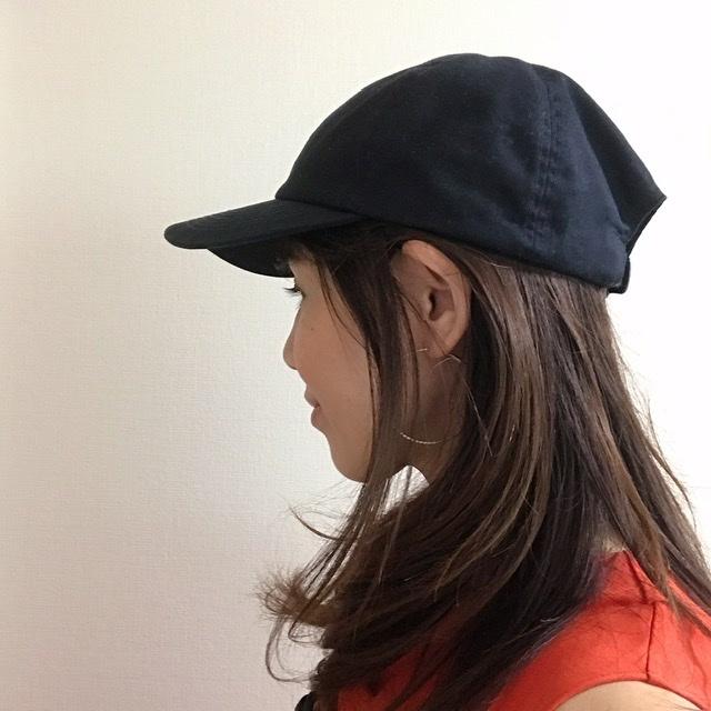 アラフォーのキャップデビュー!_1_2