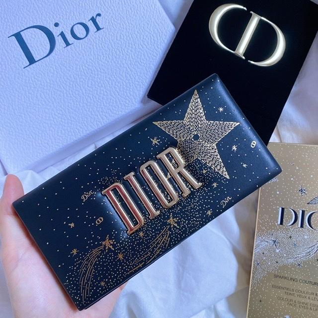 【クリスマスコフレ】Diorのパレットが豪華すぎる_1_1