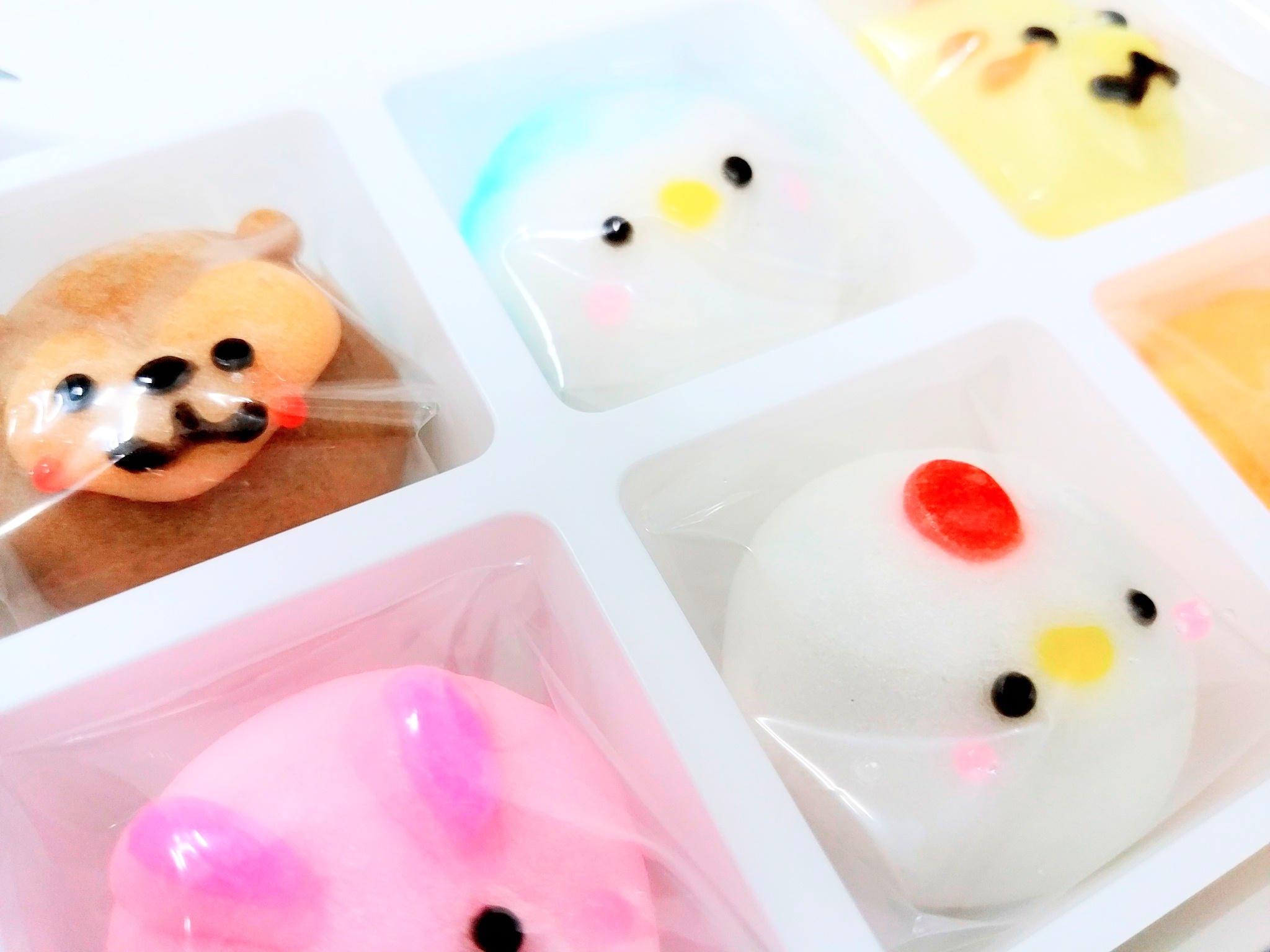 名古屋発♡とってもキュートな和菓子_1_1