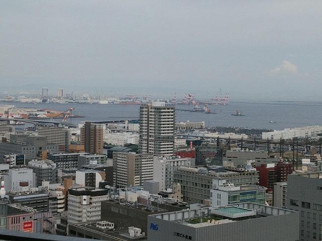 レムプラス神戸三宮 海側客室