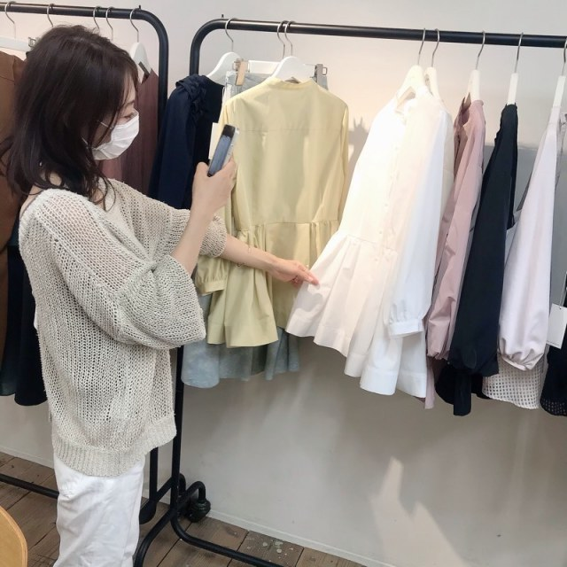 【SONO】2021AW展示会に行ってきました♡_1_5-1