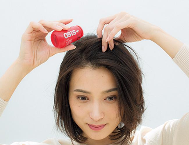 ぺったり前髪のためのスタイリングテクニック_1_5-1