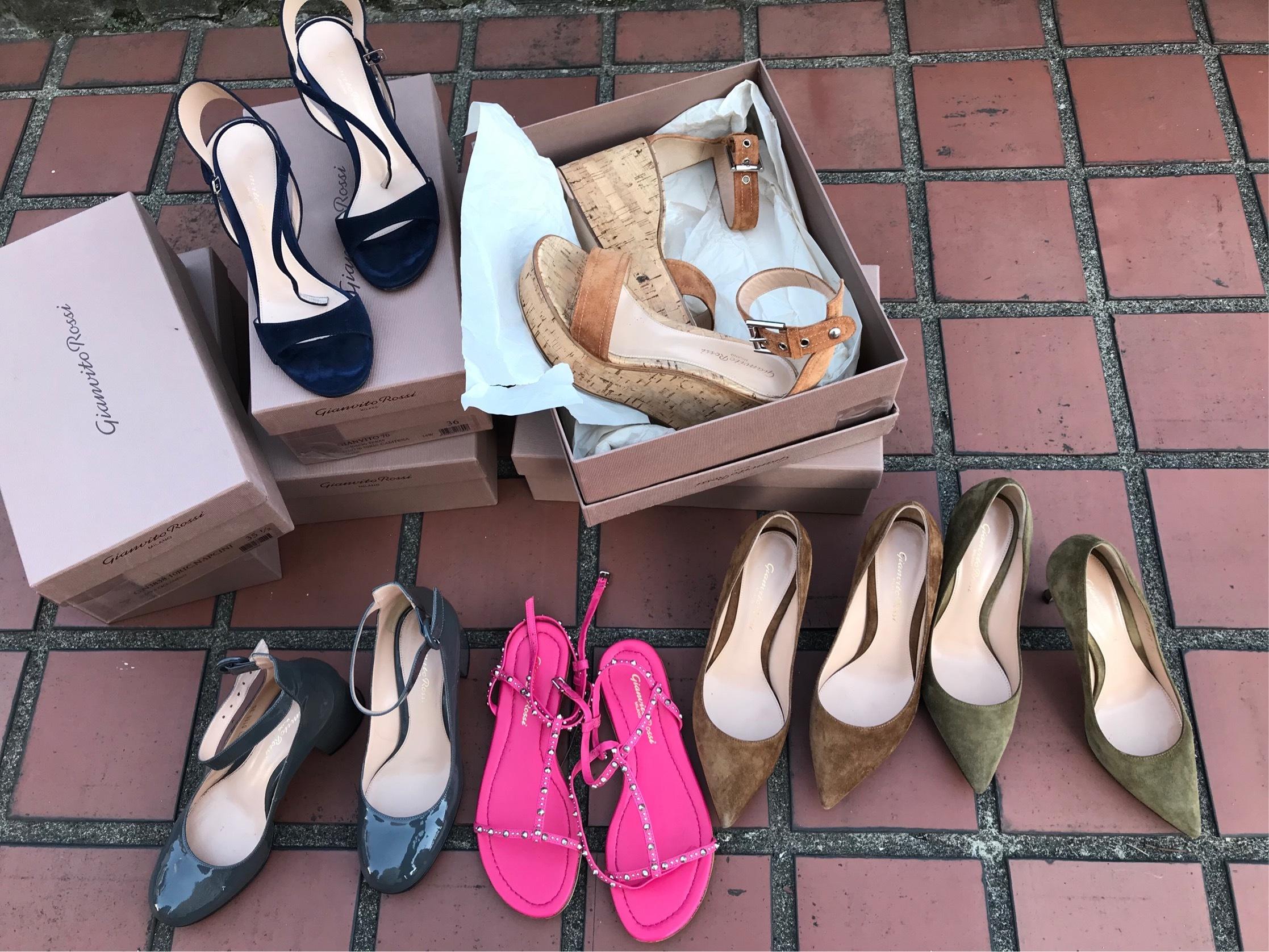 私にとって「いい靴」とは足が痛くならず履きやすい靴♡_1_1