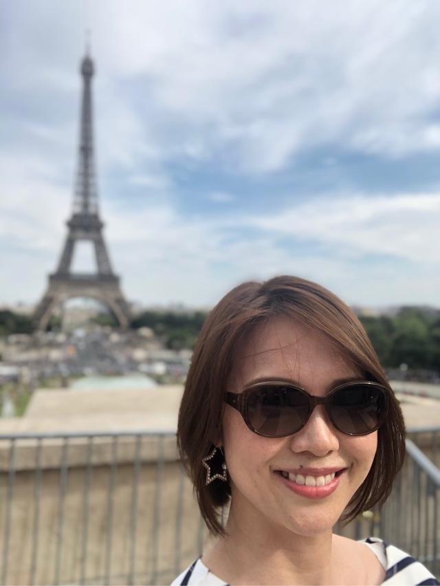 夏休みは熱波が過ぎ去ったフランス・パリへ_1_2-3