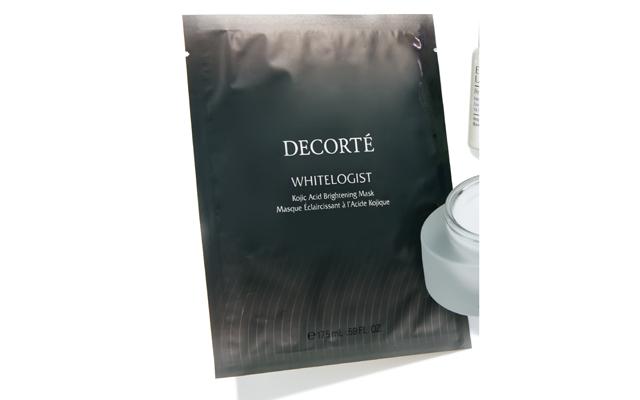 ホワイトロジスト ブライトニング マスク 17.5ml×6枚(医薬部外品)¥11,000/コスメデコルテ