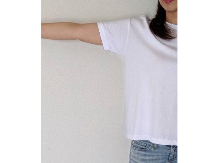 「白Tシャツ」こそ、こだわりたくて。_1_4