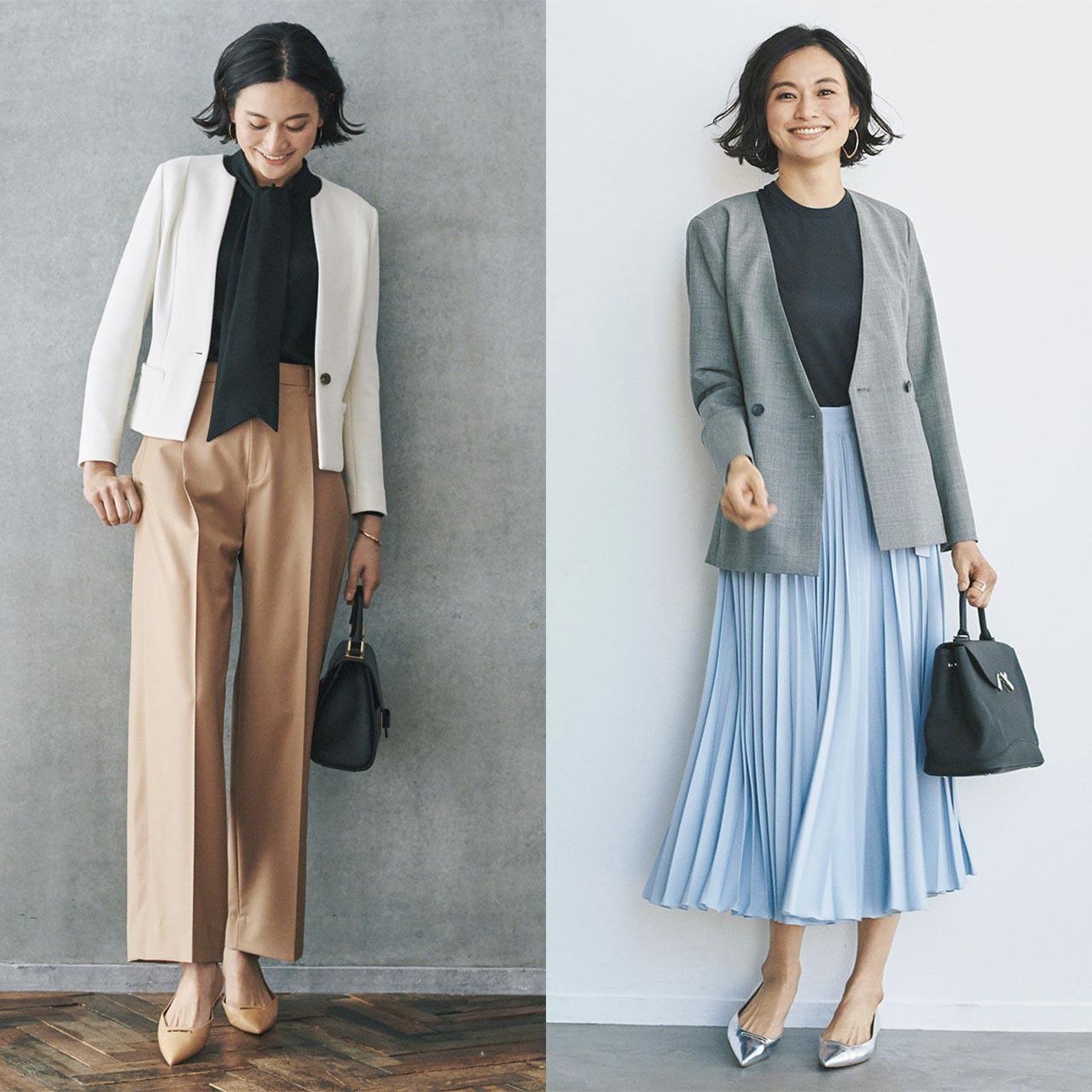 40代のためのジャケット選びとベストな着こなしのまとめ|レディースファッション