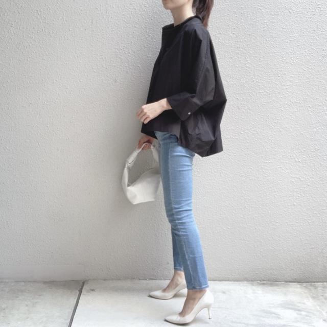 【ユニクロ+J】春夏のおすすめシャツで上下UNIQLOコーデ_1_1-2