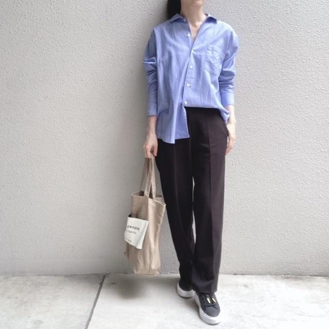 【夏に映えるブルーコーデまとめ】アラフォーが上品かつこなれて見えるコーデのポイントとは? |40代ファッション_1_22