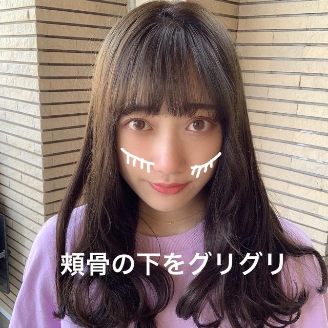 【tiktok130万再生超え】小顔マッサージ解説!_1_2-3