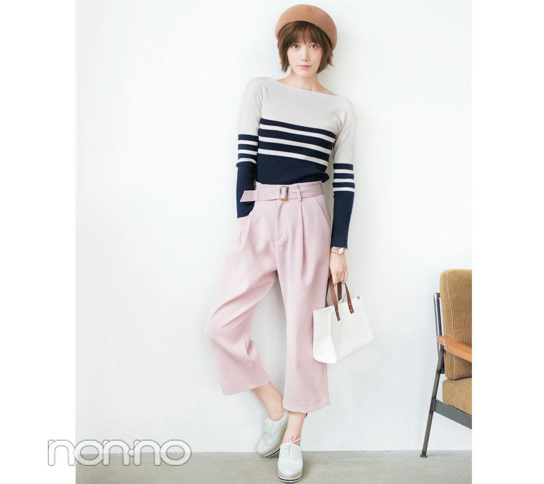 春の3大トレンドカラー、本命「ピンク」を甘すぎずに着るコツは?_1_3