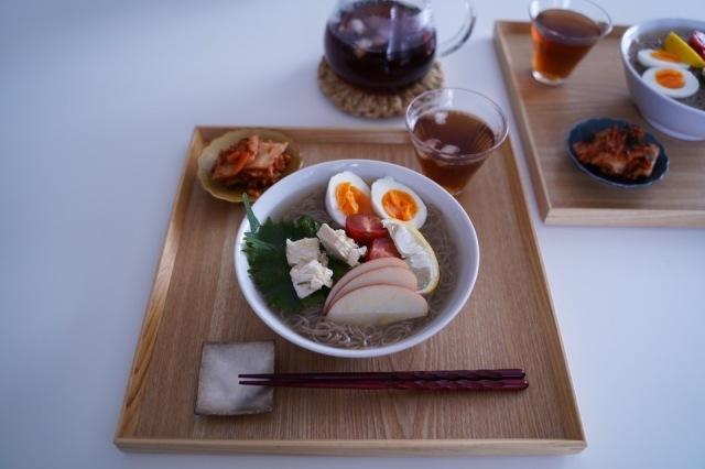 ■初夏におすすめ韓国風冷麺