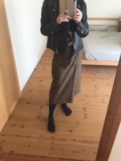 SALE戦利品は私的黄金丈スカート☆_1_5-2
