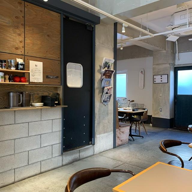 開放感抜群な清澄白河のカフェ、ikiエスプレッソ。_1_2